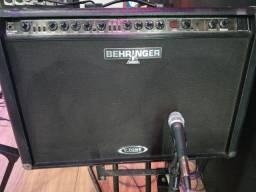 Amplificador Guitarra Behringer GMX212<br><br>