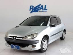 Peugeot 206 Presence 1.4 Flex Completo Financiamos até 48X Sem Entrada