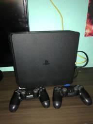PS4 na caixa 500gb