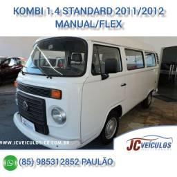 Volkswagen Kombi 1.4 Standard 2011/2012
