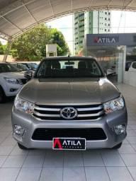 Toyota HILUX SR 2019 4x4 diesel  novíssima!!!