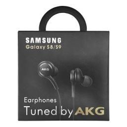 Fone de ouvido Samsung AKG S8/S9