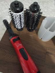 Escova modeladora rotativa gama