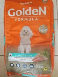 Golden formula cães rac peq Ad frango 15kg