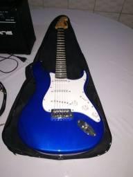 Guitarra Tagima Memphis MG32+Amplificador Borne G30