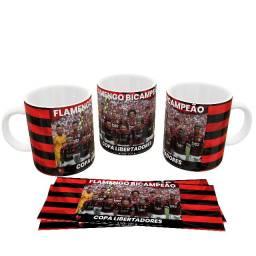 Caneca Flamengo Times 325ml #. Lakzq Ddnpu