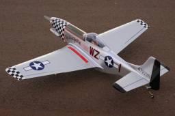 Aeromodelo P51