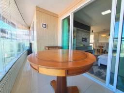 (ELI)TR66272. Apartamento no Coco 120m², 3 quartos, 3 vagas, todo decorado