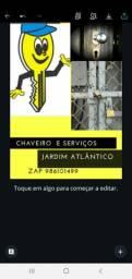 Chaveiro e serviços