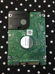 HD 1TB (Notebook) WD10JPVX, Formatado Windows 10