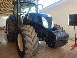 Trator NEW holland T7.245 2012