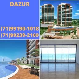 D'Azur Praia de Jaguaribe, 4 suítes 235 m² ,Frente mar! Alto luxo!
