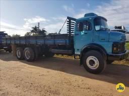 Caminhão conservado MB 1318 1987