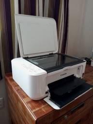 Impressora estragada