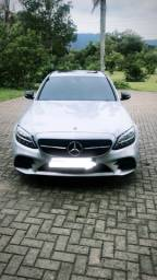 Oportunidade - Mercedes Benz C300 AMG 2019 32.000KM nova!!