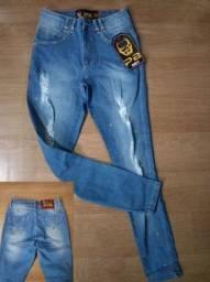 Kit 4 Calças PitBull Jeans