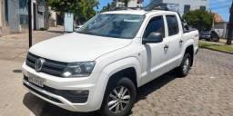VW Amarok SE 2017 único dono, toda original
