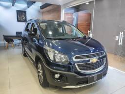 Chevrolet Spin 1.8 Activ Ano : 2018 Completa