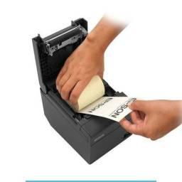 Impressora Térmica Não Fiscal Epson Tm T20X Usb