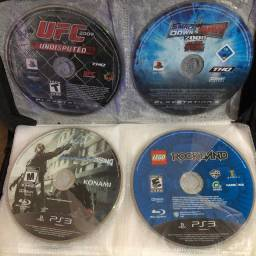Lote Discos PS 3