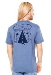 Kit 3 camisetas GG originais, Element, Volcom, Quiksilver, Rip Curl e Reef