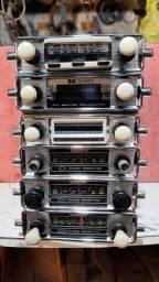 Rádio original pro Fusca fusquinha