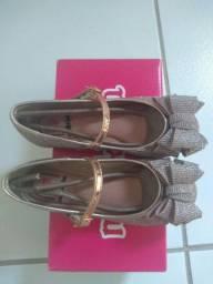 Sapatos semi-novo