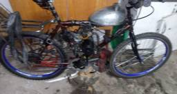 Vendo bike motorizada ou troco por mobilete