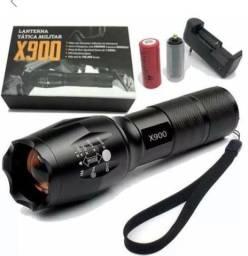 Lanterna X900 Profissional
