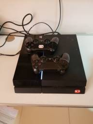 PlayStation 4 co. 2 controles
