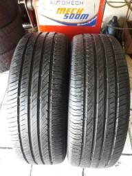 Pareia de pneus Continental ref 205 55 17 RS 700 os 2