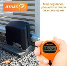 Kit Motor PPA Jet Flex ultra Ultra Rápido (4 segundo) p/ Portão com instalação