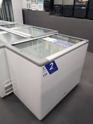Freezer horizontal ( sorvetes, carnes e congelados ) 500 litros  - Gizelle