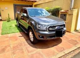 Camionete ranger xlt 3.2 ,diesel , cd, automática , 4x4 top , 2019/2020, com 21.000 km