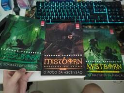 Livros fantasia e ficção história