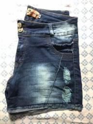 Shorts Plus size 50