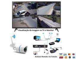 Nvr 16 Canais, Monitoramento via Internet