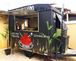 Trailer Food Truck Semi novo