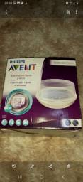 Esterilizador de mamadeira Avent livre de BPA