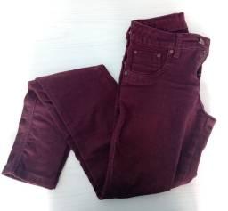 Calça jeans skinny juvenil