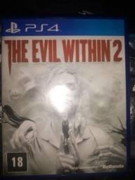 Título do anúncio: The evil within 2