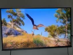 Tcl 50 polegadas 4k hdr10 android tv