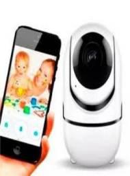 QZT Camera ip wifi 360 graus fazemos entrega