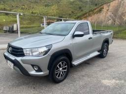 Toyota Hilux Cabine Simples 2016/2017 4x4