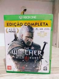 Título do anúncio: The Witcher 3 - Edição completa