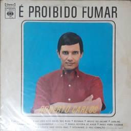LP Roberto Carlos É Proibido Fumar