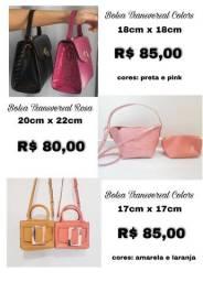 Bolsas com preço de ATACADO