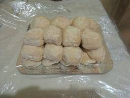 Pão delícia com recheio