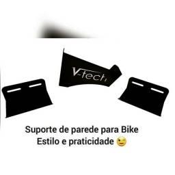 Suporte de Bike Horizontal V-tech