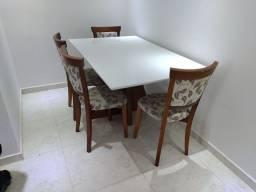 Mesa cozinha - 04 Cadeiras